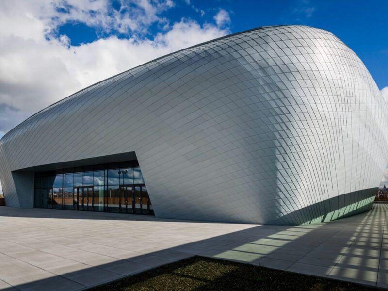 Docks Dome, Brussel