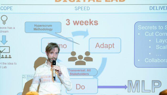 Bent u klaar voor de digitale stap?