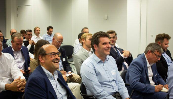 Succesvolle Fin and Tonic rond artificiële intelligentie in de financiële wereld