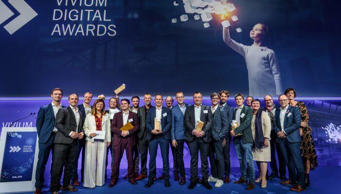 Les gagnants des Vivium Digital Awards sont connus !