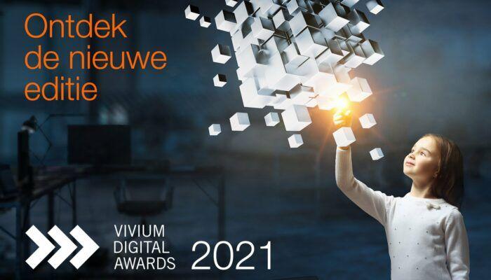 Makelaars en insurtechs vinden elkaar makkelijker dan ooit, via de Vivium Digital Awards 2021